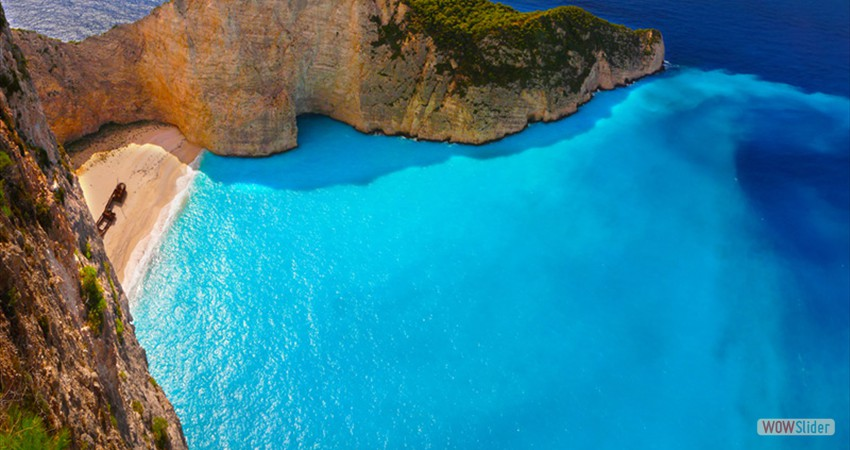Zante is the flower of the East.