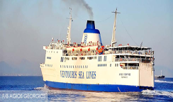 Cyclades Ferries