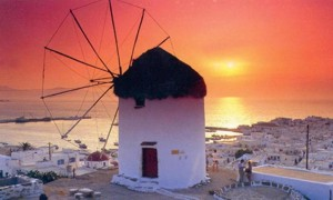 Tour to Mykonos
