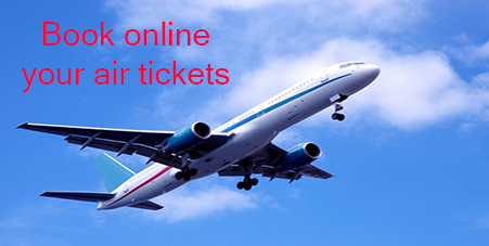 Book Air Tickets for all over the world